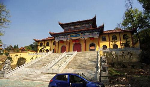 禅宗三祖天然禅寺