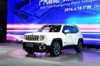 广汽菲亚特克莱斯勒召回部分辆2016款吉普自由侠汽车高清图片