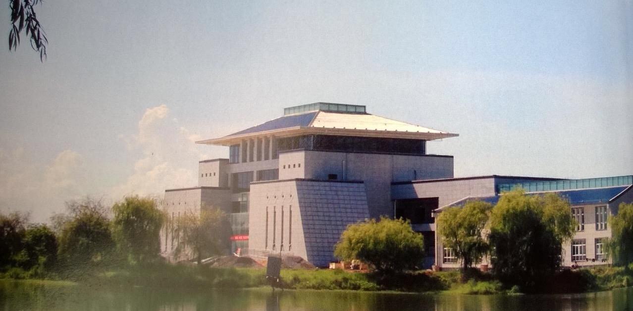 淮河博物馆:淮河文化的悠长历史