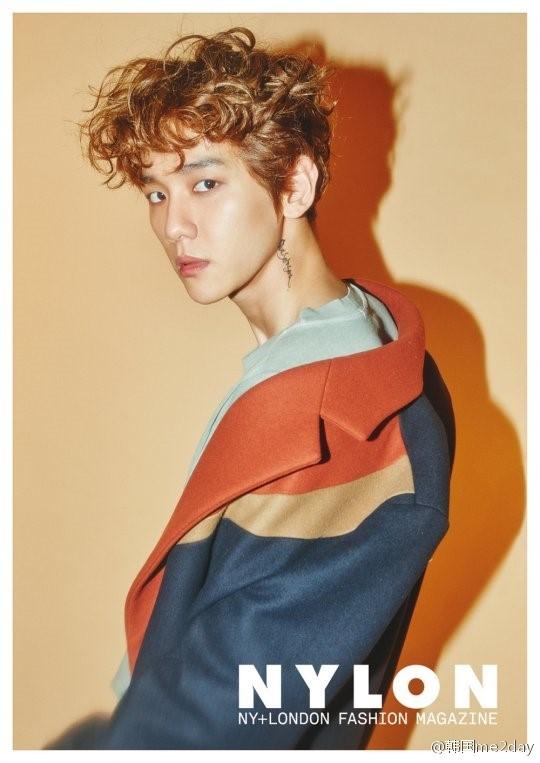 EXO成员边伯贤