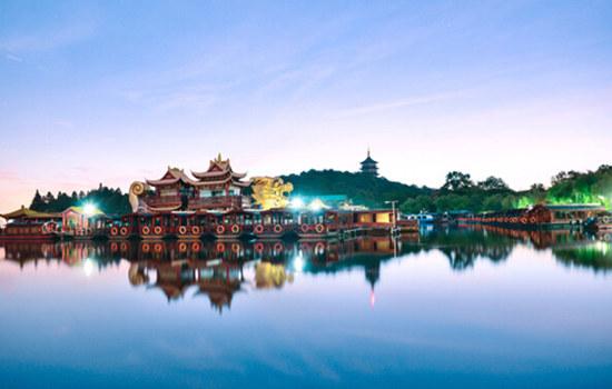 杭州城市形象设计