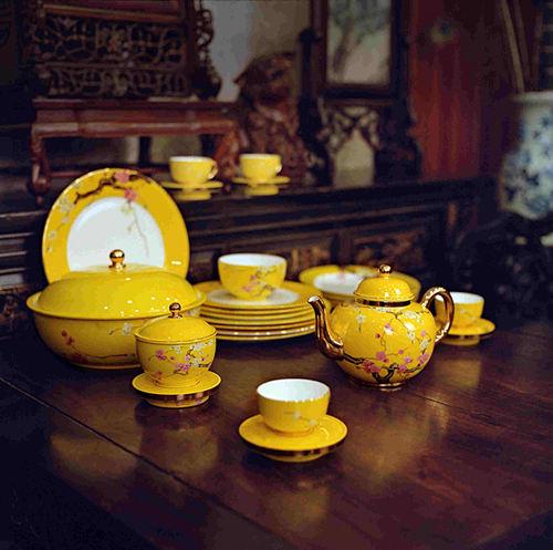 邦宴用瓷南京高淳陶瓷布告进入寻常匹夫家