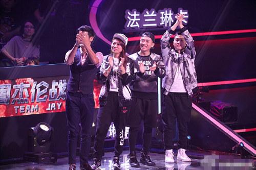 《中国新歌声》鸟巢冲刺夜