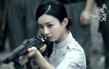 赵丽颖被提名金鹰视后 《青云志》《胭脂》正在热播