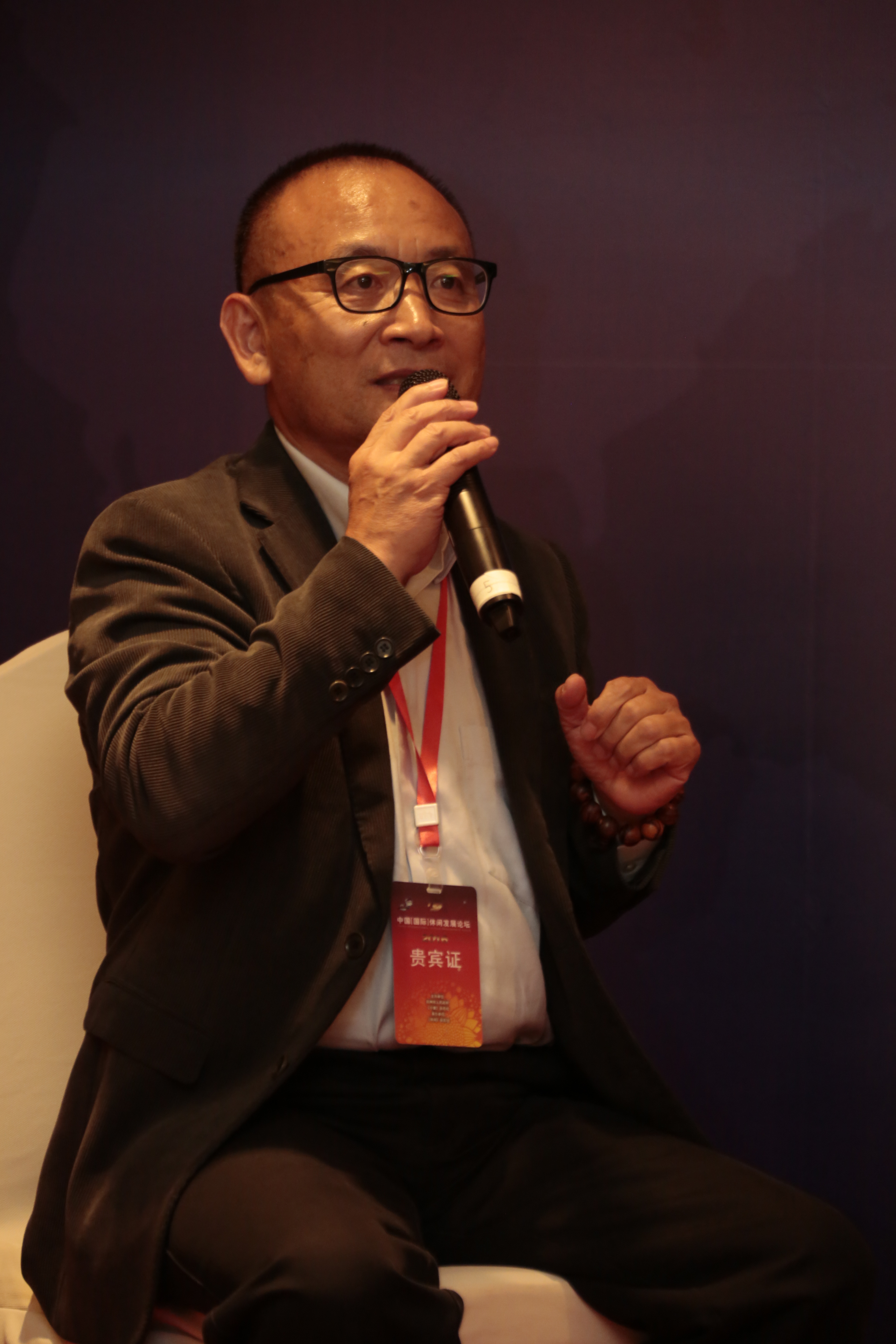 首都互联网协会高级顾问蒋亚平