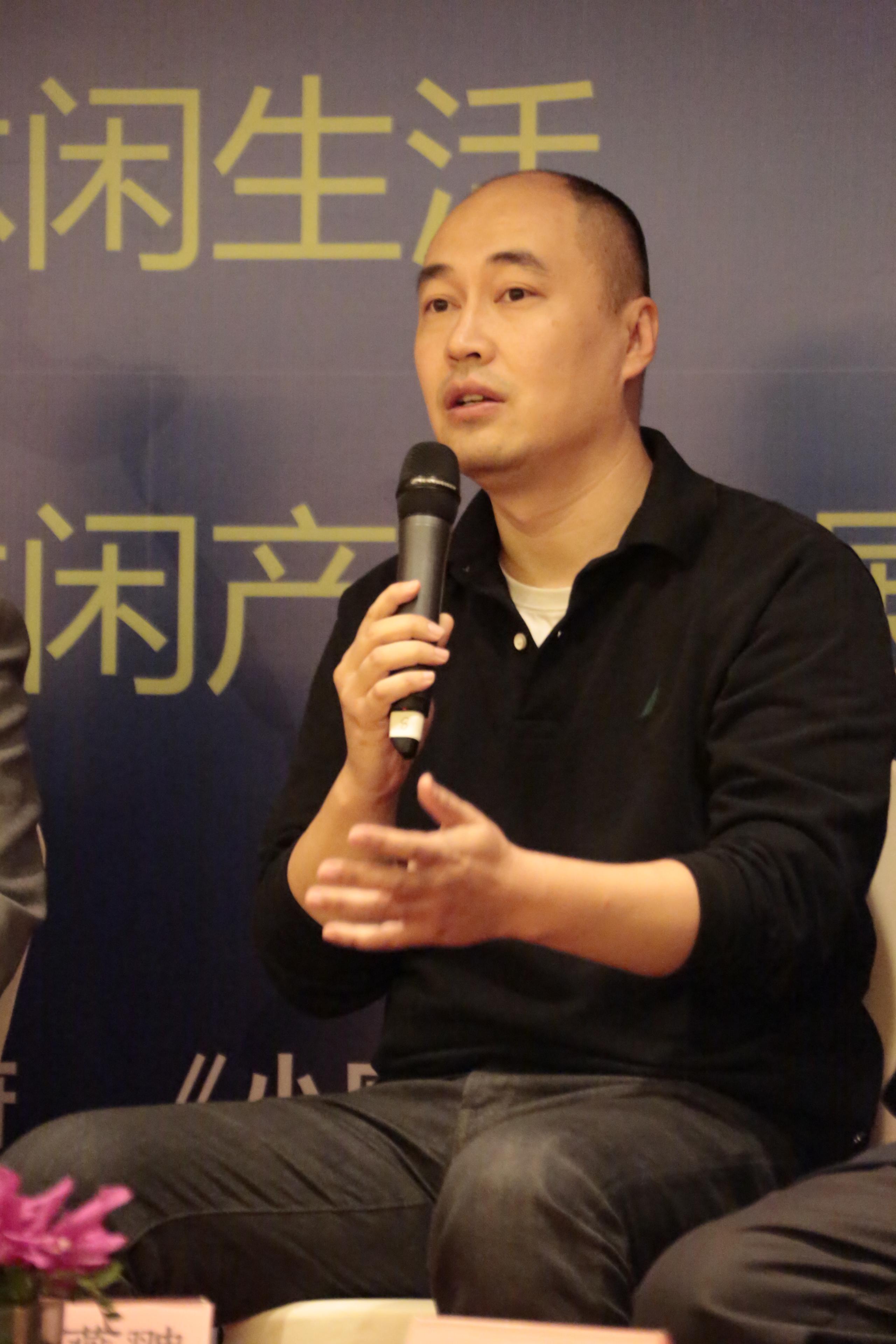 摘星社CEO-联合创始人曹秦燕翀