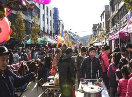 浏阳牛马会:一项群众自发性的商贸文化活动