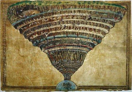 《但丁密码》命悬一线力挽狂澜 地狱图呈现繁复烧脑的细节
