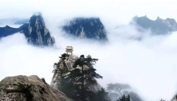 陕西省县域旅游大数据报告发布:华阴市获综合影响力排行第一名