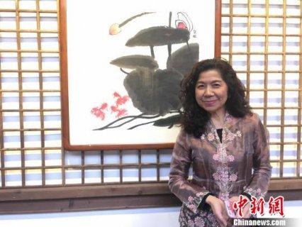 马来西亚华裔作家朵拉的精神故乡
