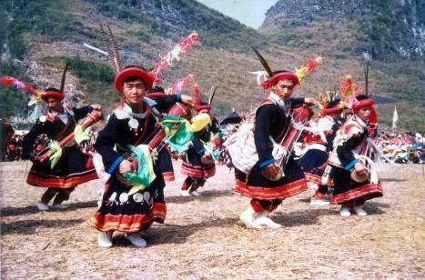 江华瑶族长鼓舞:瑶族人民生产生活在艺术上的真实写照