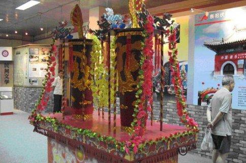 西宫大蜡会:被河北省非物质文化遗产名录