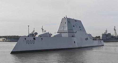 10年前,中国海军一支装备最先进的驱逐舰支队,在海军建设大跨越大