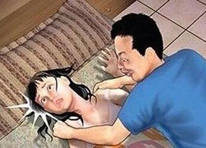得知妻子被强奸 丈夫打伤强暴犯获刑6个月(图)