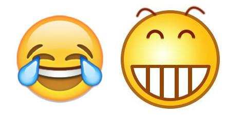 笑哭成全球最受欢迎表情 中国使最多的是龇牙!你最喜欢用哪个?