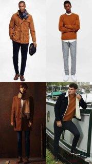 男人完全时尚手册 搞定这几个配色时髦一冬天