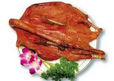 南安板鸭:皮薄肉嫩 骨脆可嚼