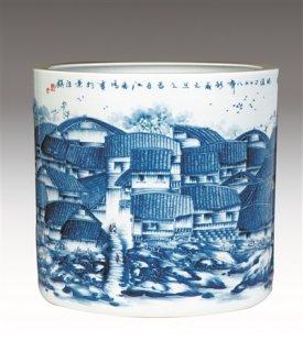 江建民:从普通工人到陶瓷艺术大师
