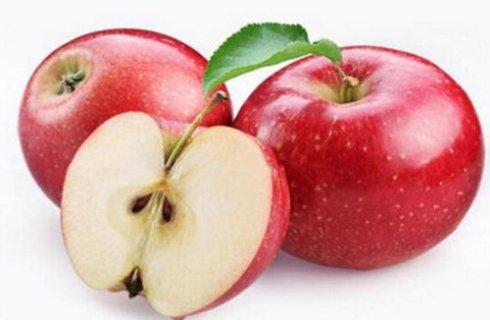 静宁苹果:质细汁多 口感脆甜