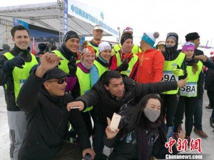 新疆额敏县举办冰雪文化旅游节迎新年