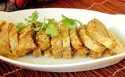 罗江豆鸡:四川传统名小吃 非物质文化遗产