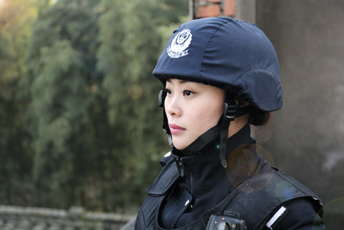 四川省大竹县公安局禁毒大队副大队长 李文燕