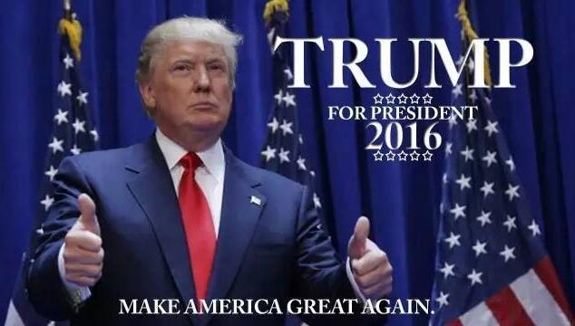 特朗普当选总统