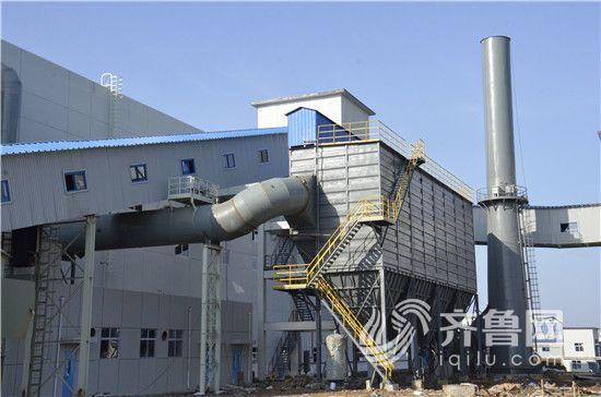 山东球墨铸铁管有限公司投资3.7亿元用于环保建设