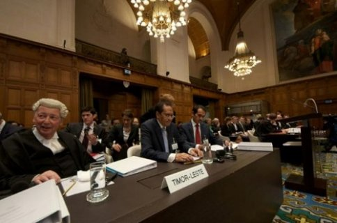 争夺油气资源 东帝汶澳洲废除边界条约