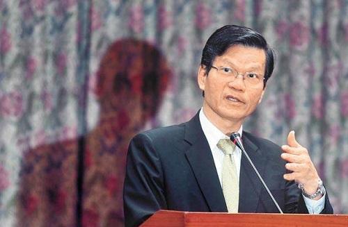 台湾中央研究院院长翁启惠