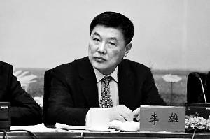 文化部非物质文化遗产司原司长李雄