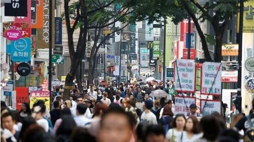 韩国政府:经济不算太差 去年增长2.7%