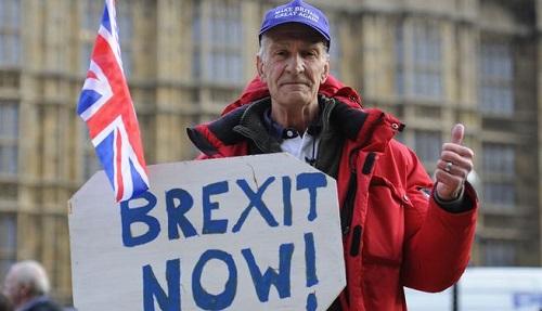 """英国硬脱 欧盟硬杠""""你会失望"""""""