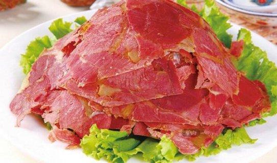 老王寨驴肉:清香鲜美 肉烂不散