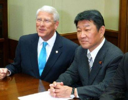 日媒:日自民党在美参院找到推TPP知音