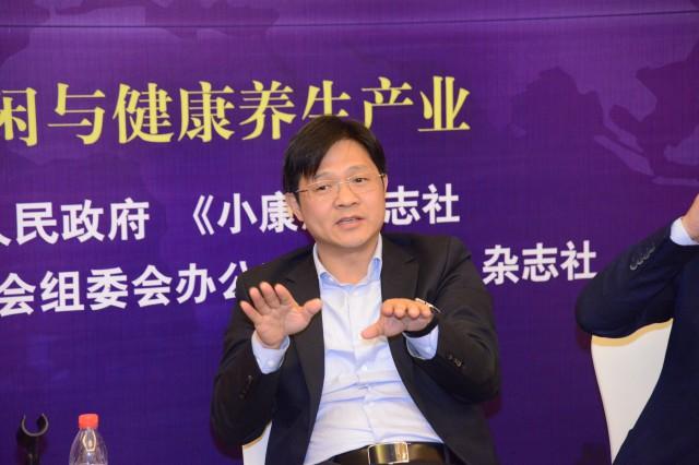 北京大学中国体育产业研究中心执行主任何文义