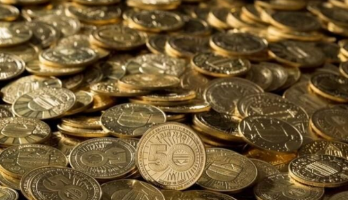 巨无霸50周年收藏币被热炒 淘宝炒到800元一套