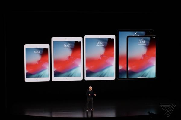 2019苹果新品发布会!苹果发布第7代iPad iPhone 11售价5499元起