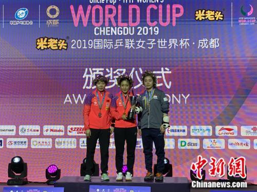 刘诗雯夺冠!2019年女乒世界杯决赛精彩看点回顾 刘诗雯成就世界杯五冠王