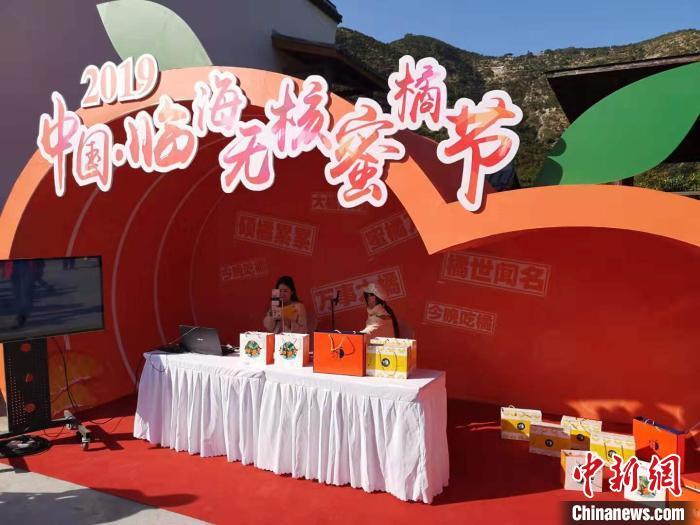 """臨海一奇 吃橘帶皮(pi)!江南(nan)橘鄉(xiang)蜜橘""""收割""""吃貨孕新商機"""