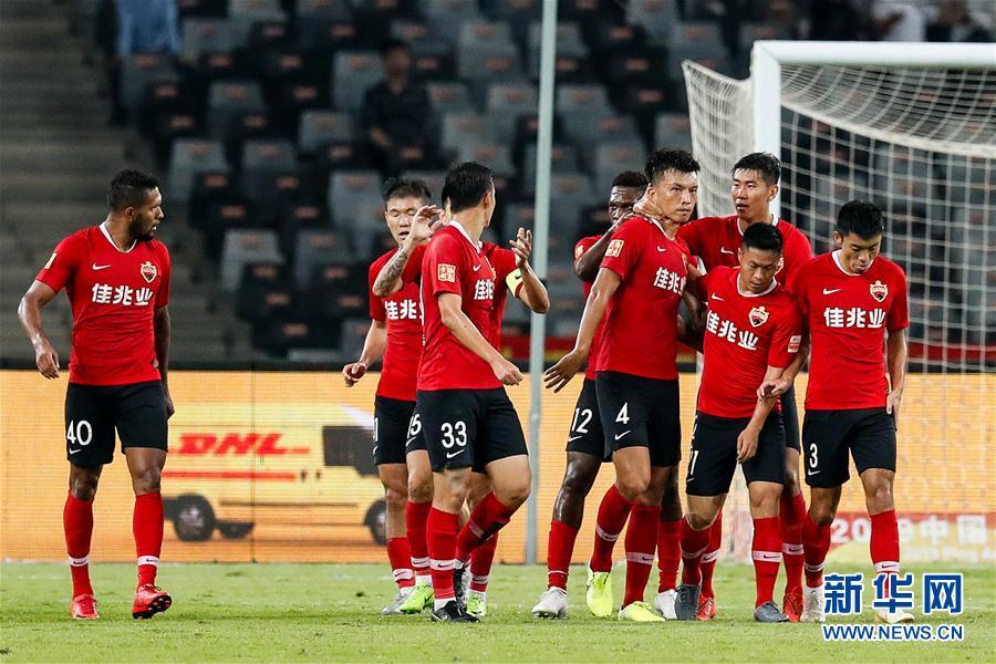 #(体育)(7)足球——中超:深圳佳兆业提前一轮降级