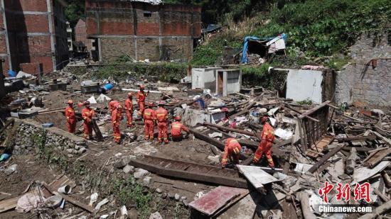 2019年自然灾害造成中国直接经济损失逾3270亿元