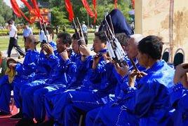 """冀中笙(sheng)管樂︰鞭炮(pao)齊鳴(ming)鑼(luo)鼓(gu)喧(xuan)天 傳統鼓(gu)吹樂""""音樂會"""""""