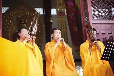 楞嚴寺音樂︰曲調古老(lao)優雅 寺廟音樂之(zhi)經典(dian)