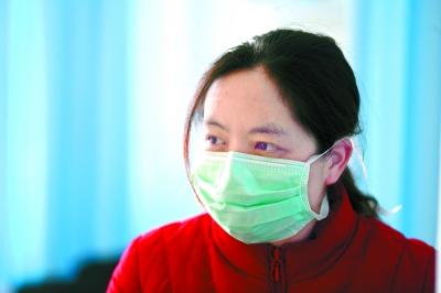 """武漢協(xie)和(he)醫(yi)院護士高(gao)秀琴︰ """"並肩作(zuo)戰 北京同行(xing)給了(liao)我(wo)勇氣"""""""