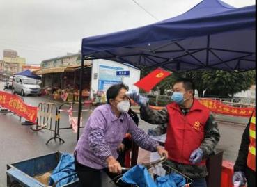 肇庆高要:众志成城统筹推进疫情