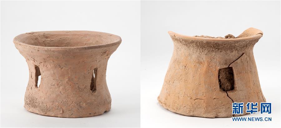 南靈寶發(fa)現一座(zuo)6000多年(nian)前(qian)制陶業特征顯著的史前(qian)聚落(luo)