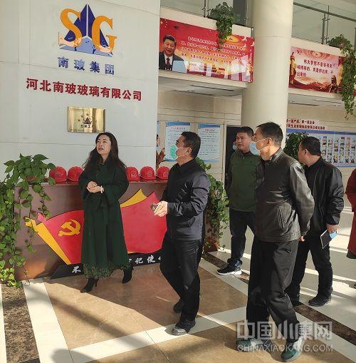 """图2为""""中国县域营商环境研究""""课题组走访调研企业.jpg"""