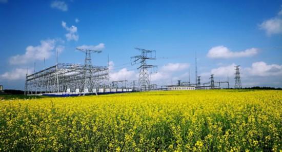 冀北电网新能源装机占比高达64.5% 位列全国省级电网首位