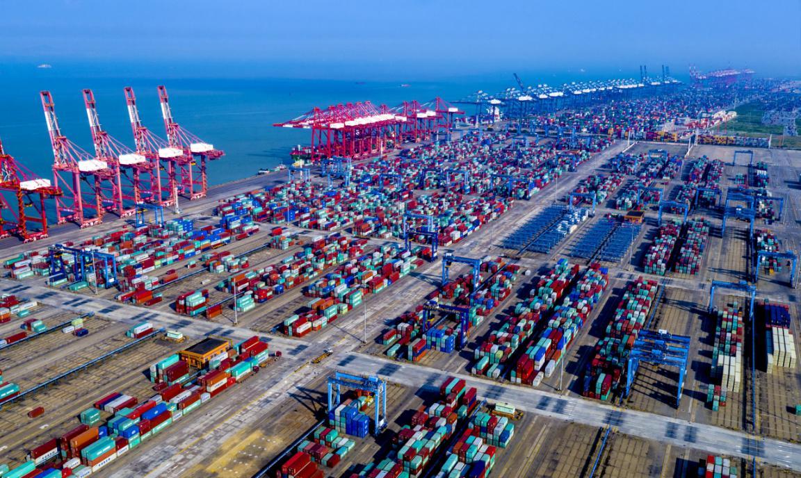 广州港规模全球第四:2020年货物吞吐量达6.36亿吨